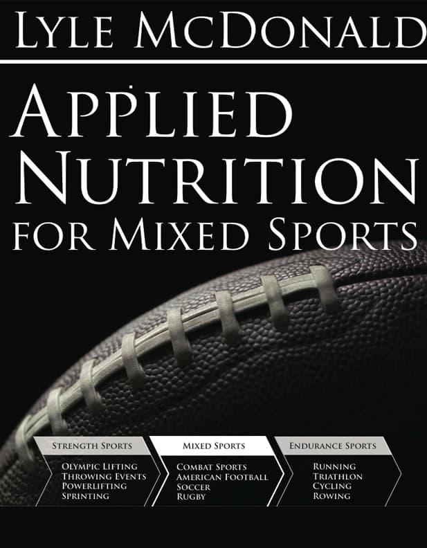 A Guide To Flexible Dieting Lyle Mcdonald Pdf