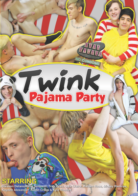 Twink Pajama Party