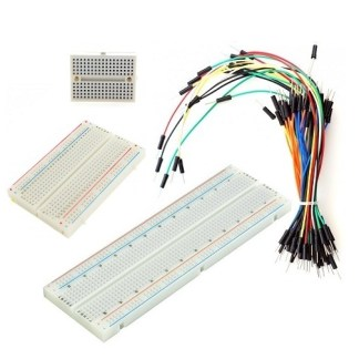 Breadboard & Jumper Wires