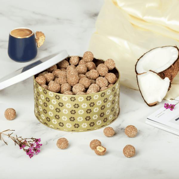 Cocofina Milk Hazelnuts and Almonds