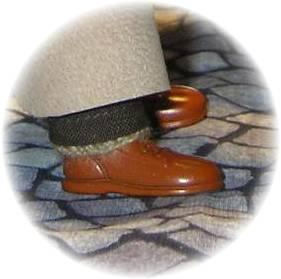 miniature socks