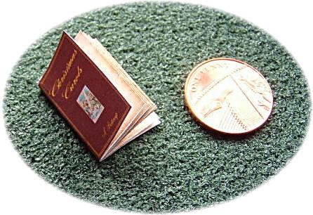 miniature book
