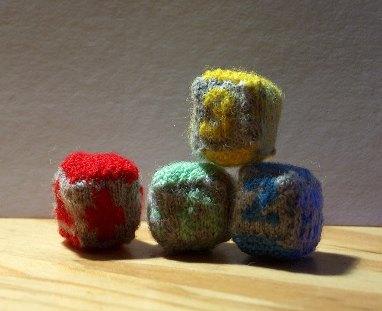 miniature buiding blocks