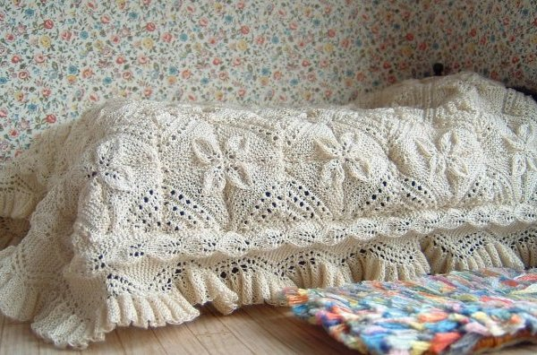 pattern for bedspread
