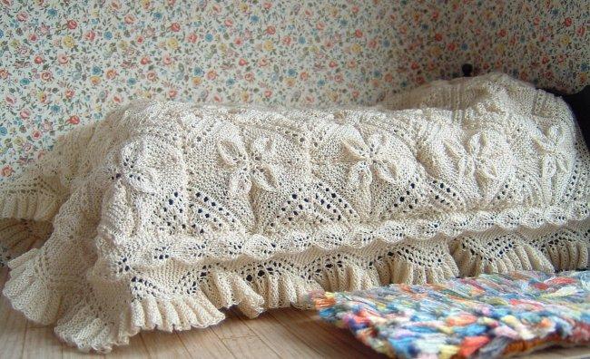 pattern for bedspread
