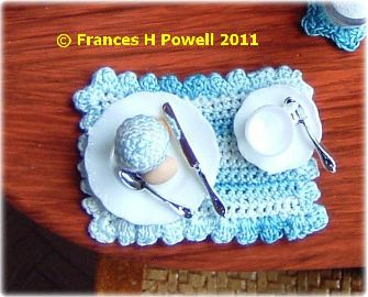 miniature crochet