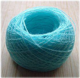 1-ply yarn