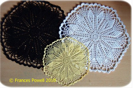 pattern for doily