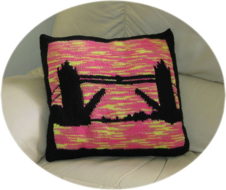 pattern for cushion cover
