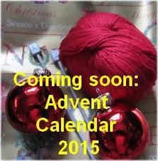 Advent Calendar notice