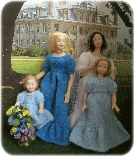dolls wedding