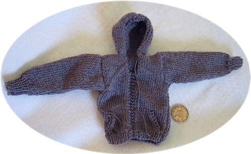 miniature sweatshirt
