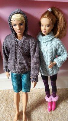 Amelie's dolls