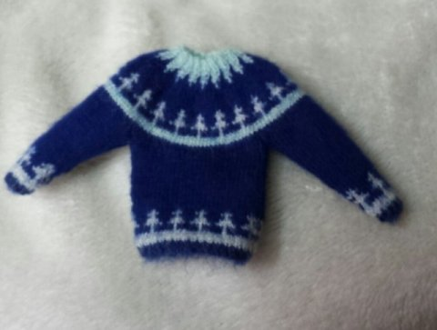 Marianne's jumper for a doll