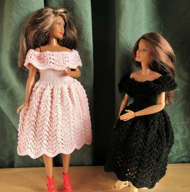 Barbie dolls