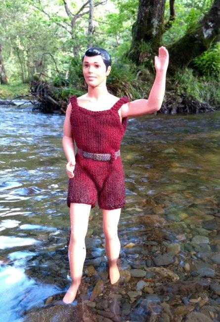 dolls swimsuit