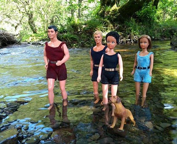 dolls swimwear