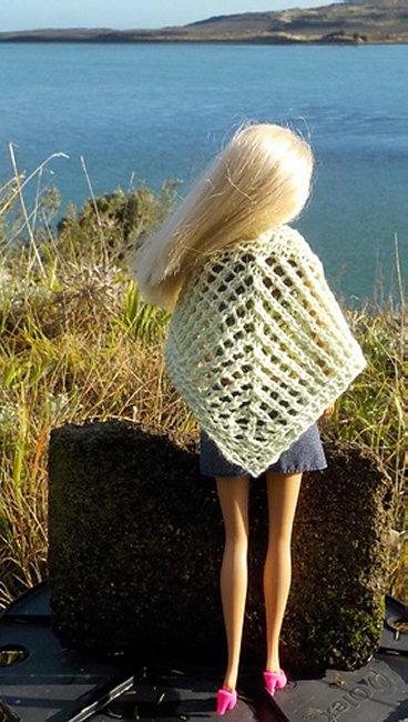 miniature shawl