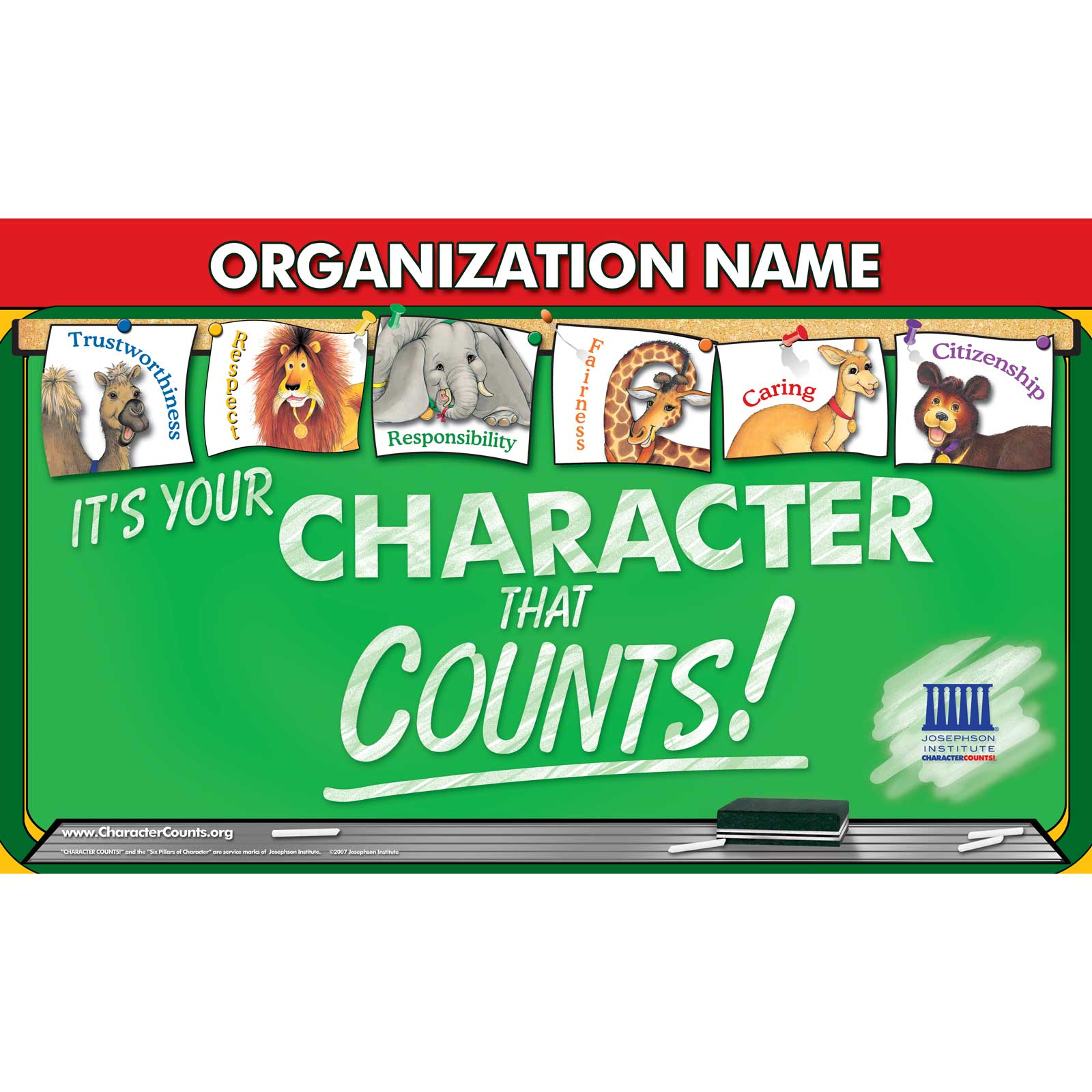 Character Counts Store