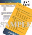 SQI FEELINGS RETAIL SERVICE Technique Card