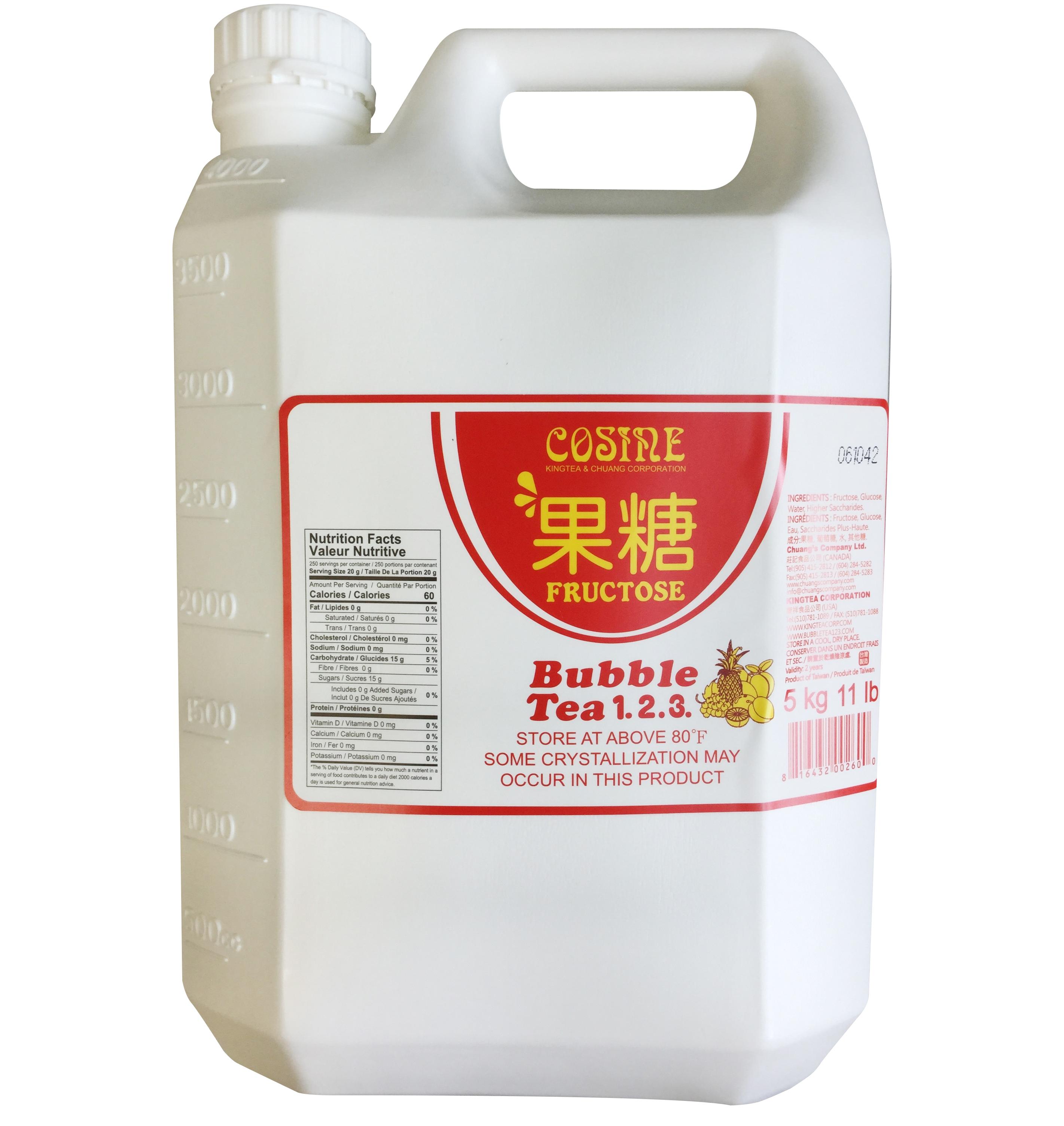 5kg 果糖 – Chuang's Company Ltd