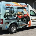 ccosc van - Golf Car Repair