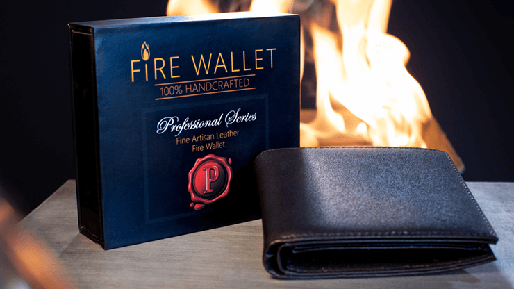 The Professional's Fire Wallet by Murphy's Magic Supplies ...