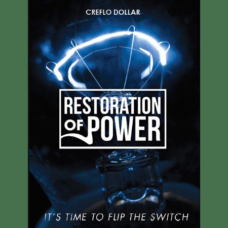 restoration of power