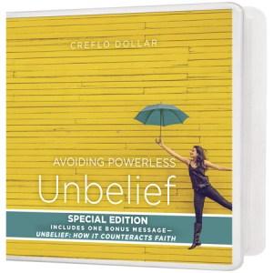 avoiding powerless unbelief