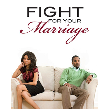 Fight for your Marriage mini book