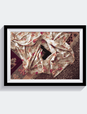YCEDFNBARC - Laura Lafon - Gun and Blanket Fine Art Print