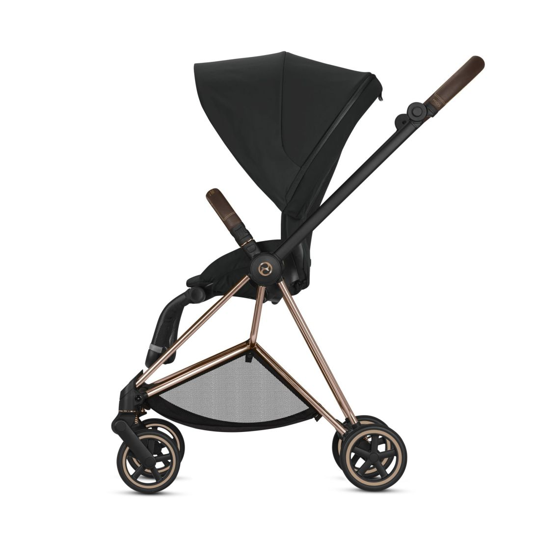 CYBEX MIOS Stroller - ALL-WHEEL SUSPENSION