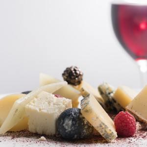 Desire Riviera Maya Resort | Cheese Plate