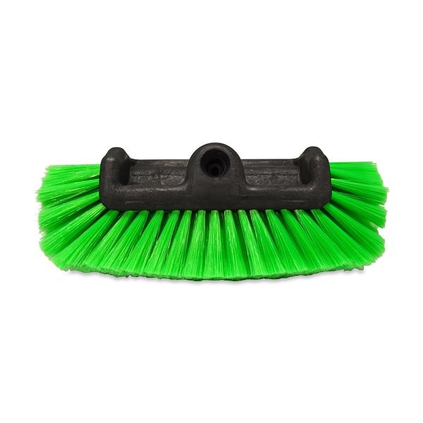 5 Level Green Nylon Truck Wash Brush