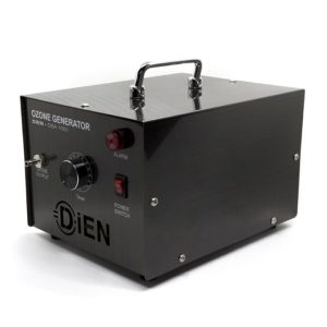DBA-1000 Ozone Generator, Sanitizer for vehicles, objects and small-sized Environment | up to 20 m³/hour, 60 minutes Timer| Portable | CE and RoHS Certifications