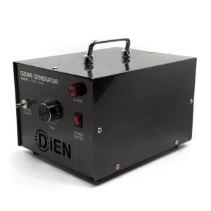 Générateur d'ozone DBA-1000, désinfectant pour voitures, objets et petits environnements | jusqu'à 20 m3 / heure, Minuterie de 60 minutes | Portable | Certification CE, RoHS