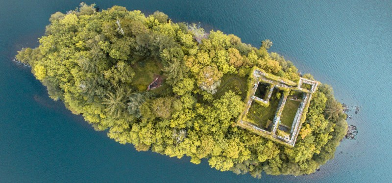 Aerial Photography:Do Not Forget to Look Down