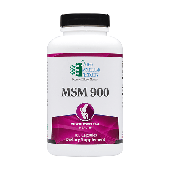 MSM 900 | Holistic & Functional Medicine for Chronic Disease