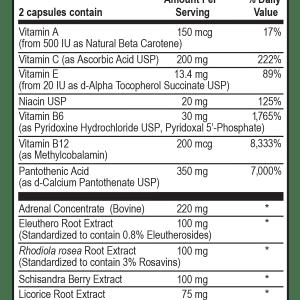 Adren-ALL  Adrenal Glandular
