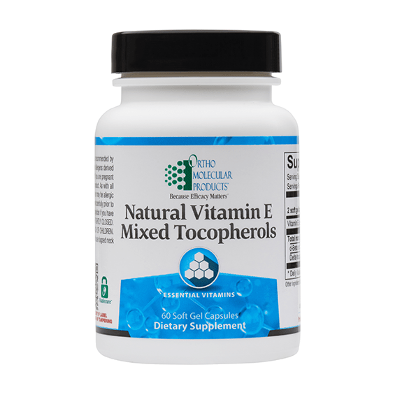 Natural Vitamin E Mixed Tocopherols 60C
