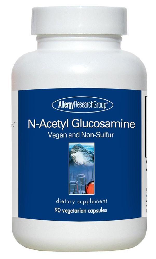 N-Acetyl Glucosamine (NAG) 90 Vegetarian Capsules