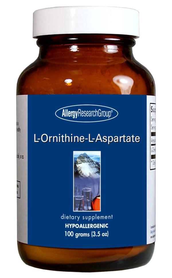 L-Ornithine-L-Aspartate 100 grams (3.5 oz)