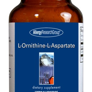 L-Ornithine-L-Aspartate 100 grams (3.5 oz)