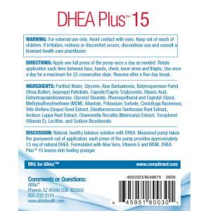 DHEA Plus 15