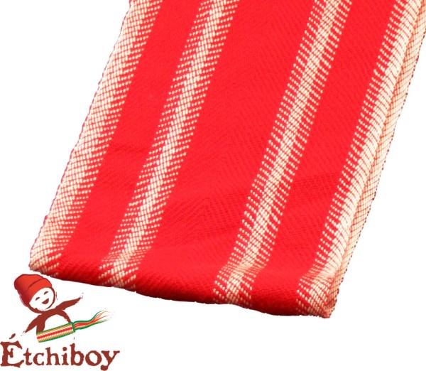 Red Métis Flag Drapeau Métis Rouge Alpaca Large Alpaga Grande 2