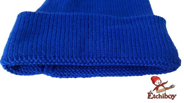 Voyageur Blue Bleue Toque Tuque Alpaca Alpaga 4