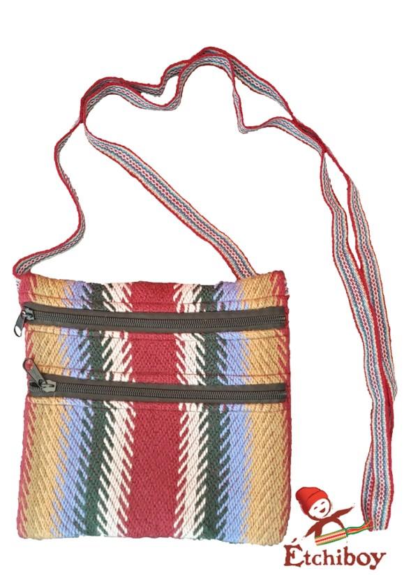 Saint-Boniface 2 Zipper Bag Large Grand Sac 2 Fermetures Éclair 1
