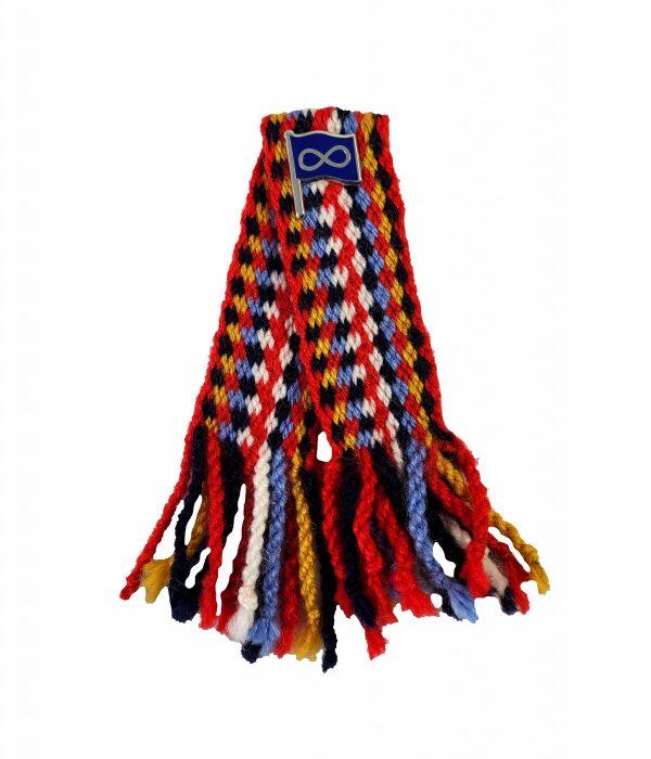 Mini sash with pin Mini-ceinture avec épinglette 12