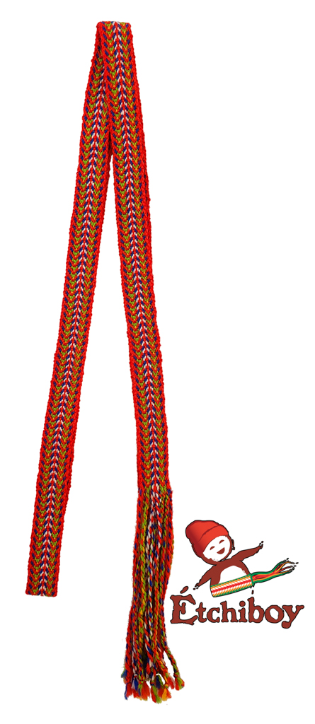 "Mini Sash 60"" Louis Riel Mini-ceinture 60po Louis Riel 1"