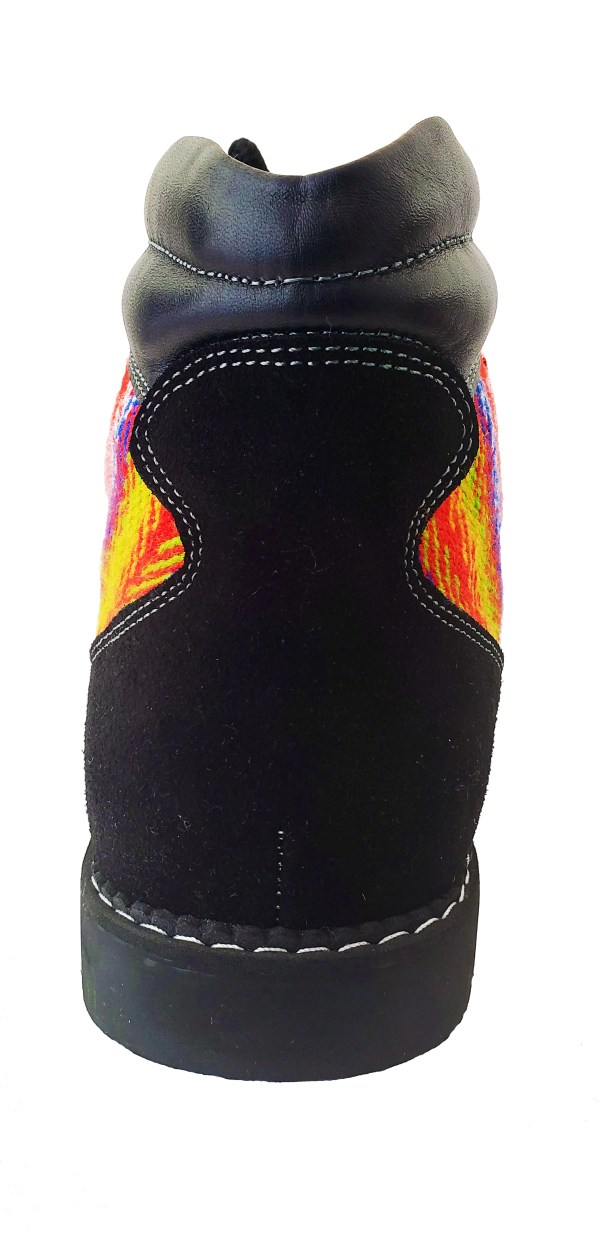 Camperville Leather Ranger Ankle Boot Bottine Cuir 3